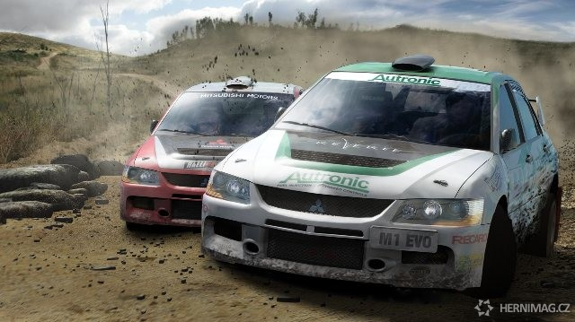Colin McRae DIRT evo