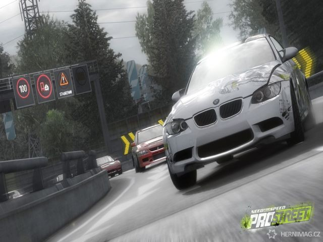 Need for Speed: ProStreet (http://www.hernimag.cz)