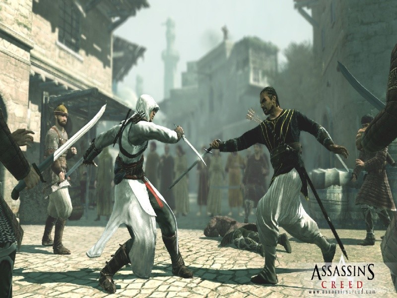 Assasin's Creed (http://www.hernimag.cz)