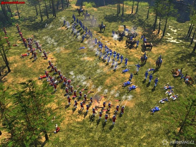 Age of Empires 3 (http://www.hernimag.cz)