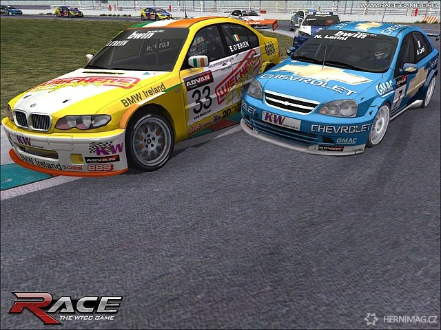 RACE: The WTCC Game (http://www.hernimag.cz)