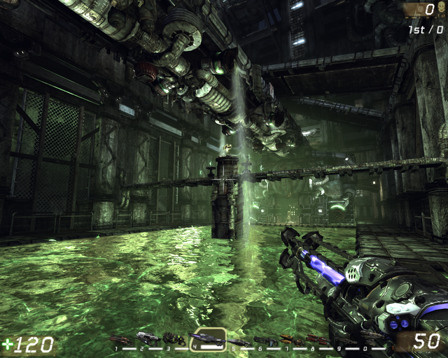 Unreal Tournament 2007