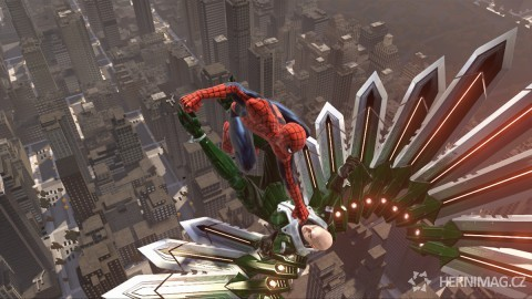 Spiderman: web of shadows  1