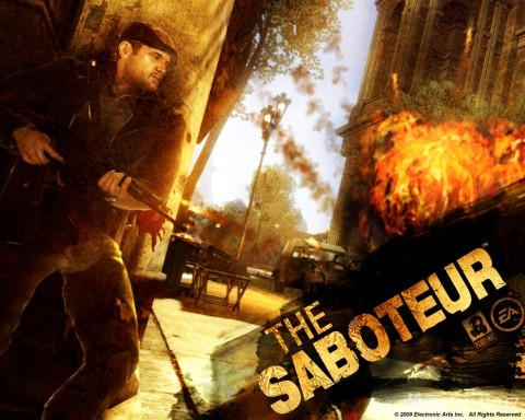 The Saboteur I.
