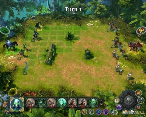 Might and Magic: Heroes VI – gameplay
