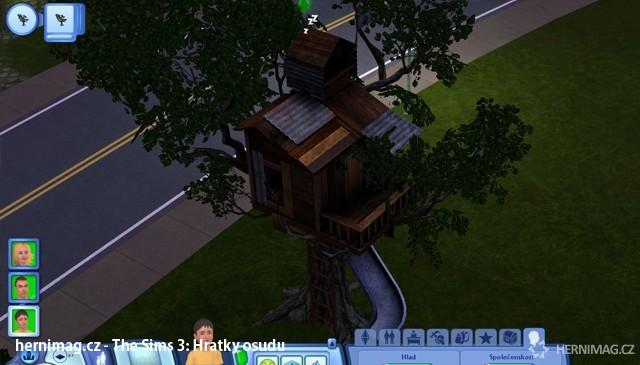 Sims 3 dospívající randění