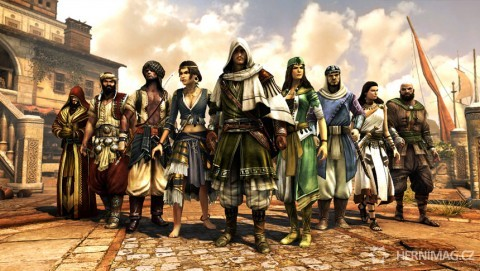 Assassins Creed: Revelations I.