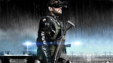 Grafika MGS: Ground Zeroes vyráží dech