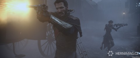 The Order: 1886 – z enginového filmečku.