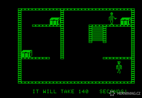 Castle Wolfenstein pro Apple II
