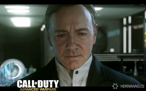 Kevin Spacey v Call of Duty