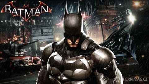 Batman: Arkham Knight – zdroj: Flickr