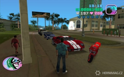 GTA Vice City, zdroj: toucharcade.com