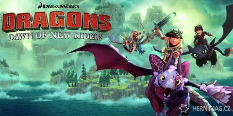 Dragons:Dawn of New Riders